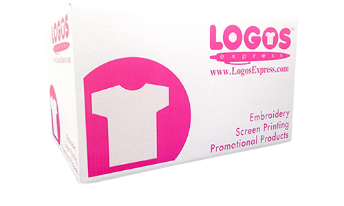 Logos Express | Custom Printed Apparel for Any Occasion