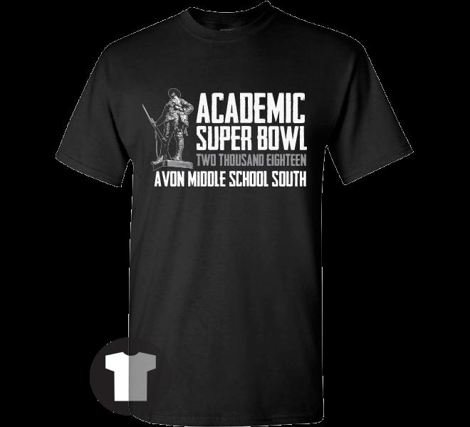 Avon Middle School South Academic Super Bowl